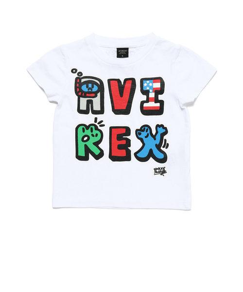 c1b3727d798c9 KIDS/ロゴTシャツ/BOXER JUNTARO/ボクサージュンタロー | AVIREX ...
