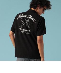 ボーリングシャツ アヴィレックス ダイバーズ/BOWLING SHIRT AVIREX DIVERS