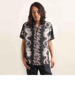 【直営店限定】ハワイアンシャツ ドラゴン ライズ/HAWAIIAN SHIRT DRAGON RISE