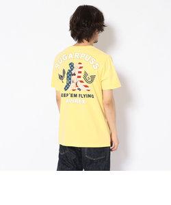 シュガープス ピンナップガール Tシャツ/ SUGARPUSS PINUP GIRL T-SHIRT