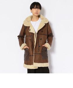 SH/WOMEN'S/ムートンロングコート/MOUTON LONG COAT