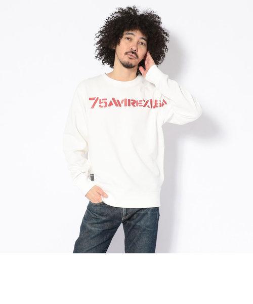 【WEB限定】パネル ロゴ スウェット/PANEL LOGO SWEAT