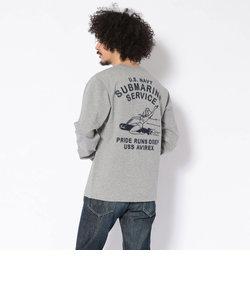 ロングスリーブTシャツ サブマリン/L/S T-SHIRT