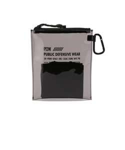 【PDW】ウォレット&クリアポーチ/ WALLET&CLEAR POUCH