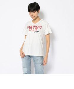 SH/Vネックティーシャツ サンディエゴ/T-SHIRT SAN DIEGO