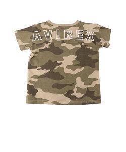 【キッズ】ビッグロゴ ルーズフィット Tシャツ/BIG LOGO LOOSE FIT T-SHIRT III