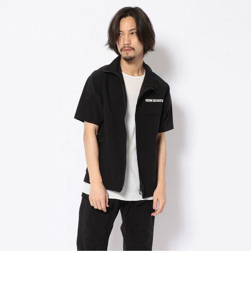 【PDW】ムーブ  ジップアップシャツ/MOVE ZIP UP SHIRT