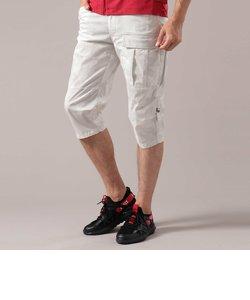 フロント カーゴ クロップドパンツ/FRONT CARGO CROPPED PANTS