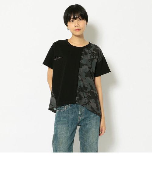 【WEB&DEPOT限定】カモミックス Tシャツ/CAMO MIX T-SHIRT