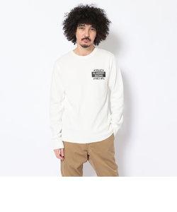 ハニカムワッフル Tシャツ グラマラスグレニス/HONEY COMB WAFFLE T-SHIRT GLAMOROUS GLENNIS