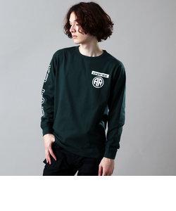 アクティブ ロゴ クルーネック Tシャツ/LS ACTIVE LOGO CREW NECK T-SHIRT