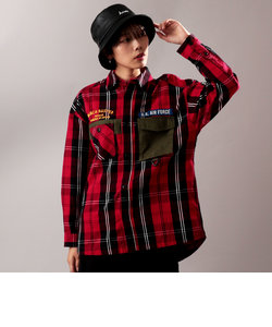 Women's/チュニックシャツ/TUNIC SHIRT/HANGAR 1