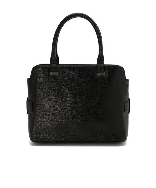 【直営店限定】レザーボストンバッグ/ LEATHER BOSTON BAG
