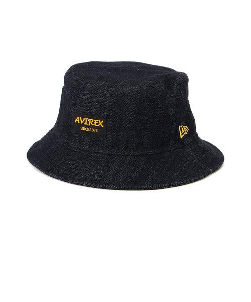 【×NEW ERA/ニューエラ】ジャパンデニム バケット ハット/JAPAN DENIM BUCKET HAT