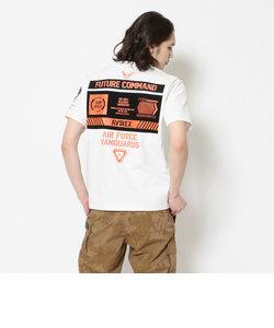 シーチングパッチ Tシャツ/S/S SHEETING PATCHED T-SHIRT
