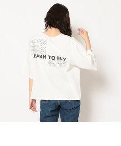 【WEB&DEPOT】バックロゴティーシャツ/ BACK LOGO T-SHIRT