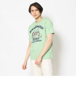 【抗菌】アカデミー スーベニア Tシャツ/ACADEMY SOUVENIR T-SHIRT