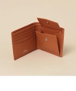 SD: 【SAFFIANO LEATHER】 2つ折 ウォレット (財布)