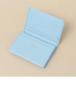 SHIPS:【SAFFIANO LEATHER】イタリアンレザー  カードケース (名刺入れ)