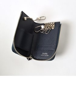 SD: 【SAFFIANO LEATHER】 キーケース