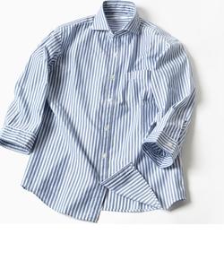 SC: 17SS カラミ セミワイドカラー 7スリーブシャツ