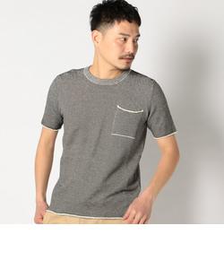 ROBERTO COLLINA: ポケット Tシャツ