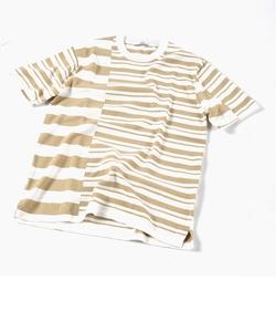 SC: クレイジー/ボーダー ニット Tシャツ