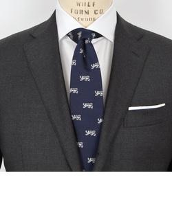 SD: シルク ツイル クレスト ネクタイ 1