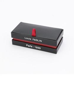 LOUIS FAGLIN: ヴィンテージタイモチーフ ネクタイピン