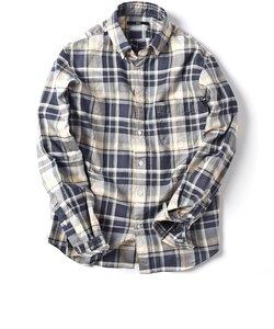 SC: ペルヴィアン ピマ/オックスフォード ボタンダウンシャツ