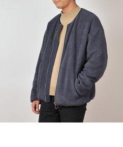 SU: リバーシブルボアジャケット