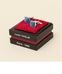 LOUIS FAGLIN: スクエア カフスリンクス