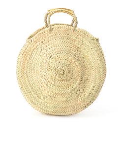 Fatima Morocco:ゴールドカゴバッグ