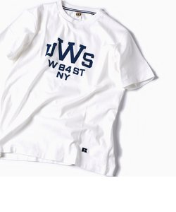 RUSSELL ATHLETIC×SHIPS: 別注 プリント Tシャツ