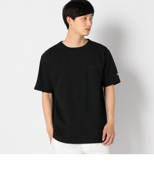 Tシャツ/ Champion: USA (メンズ) シップス MADE ポケット IN T1011 (SHIPS)