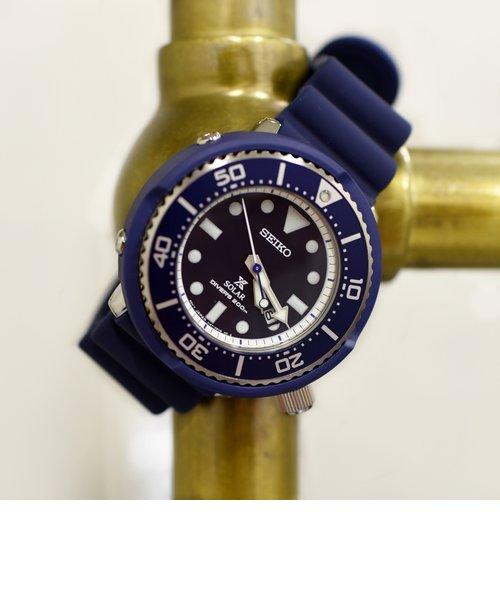 SEIKO: Prospex Diver Scuba Limited Edition SHIPS Exclusive NAVY Model