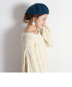 ウールベレー帽◇