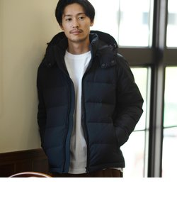 SC: ALLIED FEATHER&DOWN/KOMATSU(小松精練) シングル ダウンジャケット
