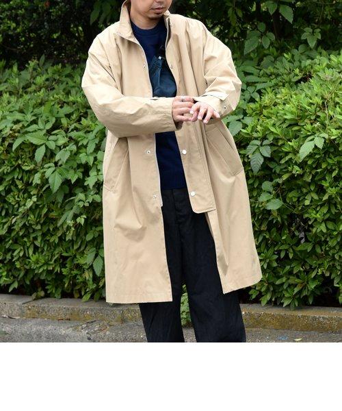 SU: 【VENTAIL】 スタンドカラー コート