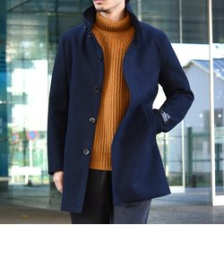 SU: 【NOBILIA】TECH メルトン スタンド コート