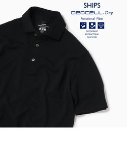 SC:【WEB限定】高機能消臭糸デオセル(R))使用 消臭・抗菌 ポロシャツ