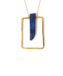 DAEDAL JEWELRY:モチーフロングネックレス