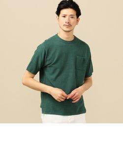 SC: TEXBRID(R) LINIFICIO リネン ニット Tシャツ