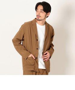 SHIPS any: ラペル シャツジャケット セットアップ