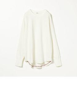 TICCA:ユニセックス クルーネックロングTシャツ