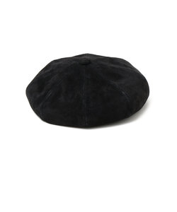【SHIPS any別注】NEW YORK HAT: スエード ベレー帽