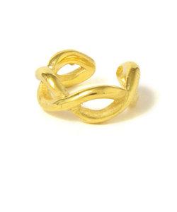 chibi jewels: ロープイヤーカフ