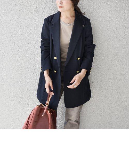 TICCA:【SHIPS 45周年特別企画】ロングジャケット