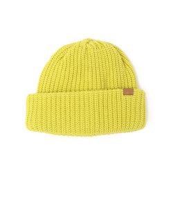 SHIPS any: 畦編み 5ゲージ ワッチキャップ/ニット帽