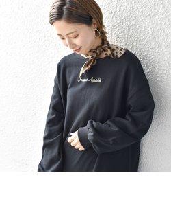 【WEB限定】【キッズリンク】 刺繍スウェット◇